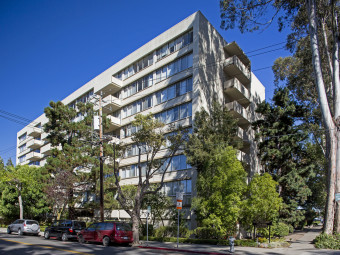 1469 Bellevue Avenue – Burlingame Towers