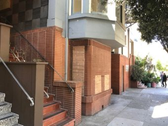 773 Cole Street – 1 Bedroom Cole Valley Apartment